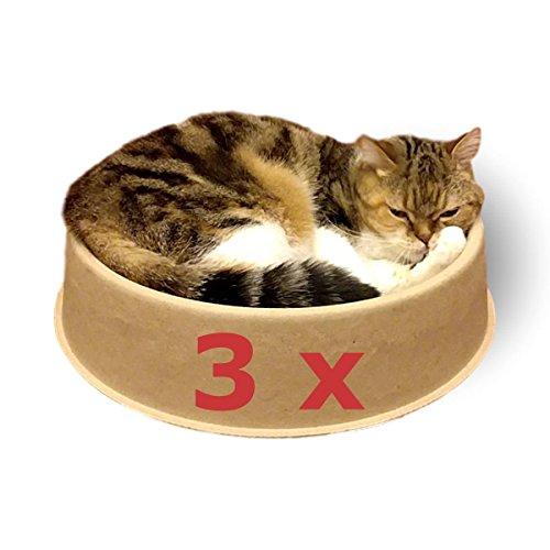 Cama KittyDoo (3 unidades)