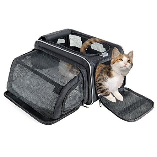 Fypo transportín plegable para gato