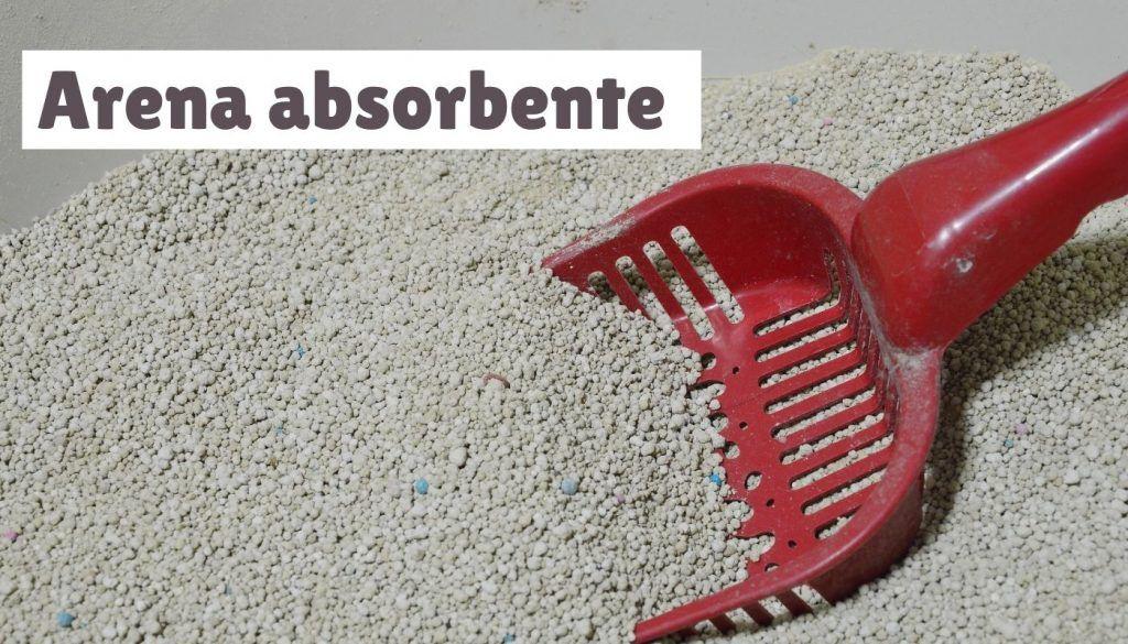 arena absorbente